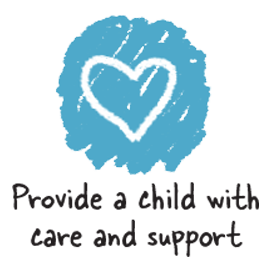 Every donation provides a child with the care and support they so urgently need.